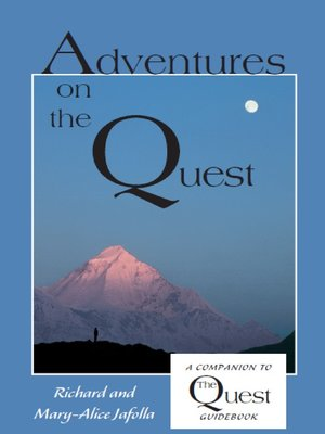 cover image of Adventures on the Quest